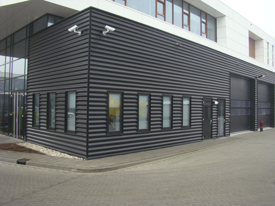 Cost Effectiveness Metal Building Contractormetal