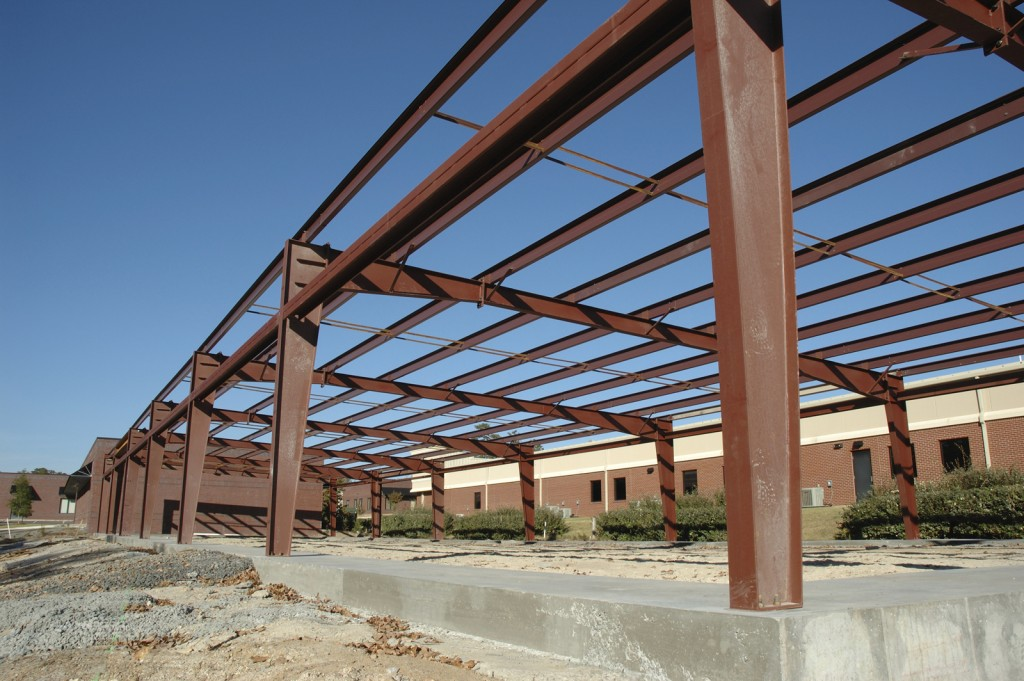 all frames are custom designed to project specs and meet applicable building codes